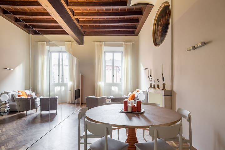 Charming Loft with a view on the Seven Churches