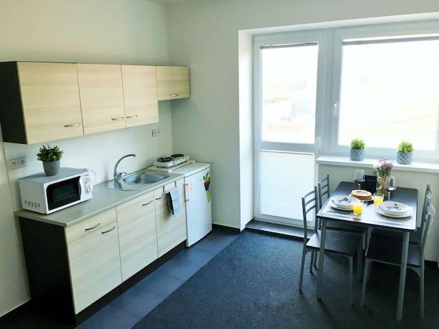 Ubytování na Zahradní - apartmán 2