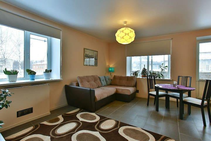 Квартира с видом на Ильинский луг - Суздаль - Appartement