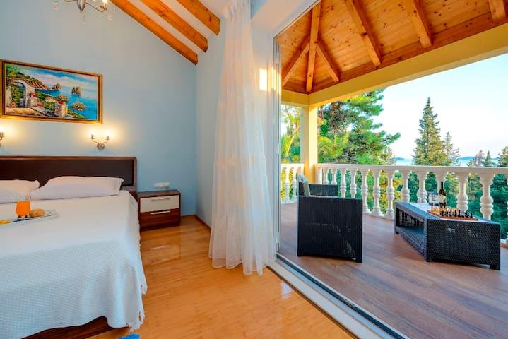 Charming Villa Zlata near Dubrovnik