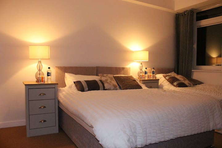 Trinity Wharf Penthouse Old Town - Hull - Apartment
