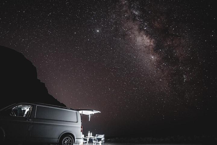 #VW Camper #Gran Canaria