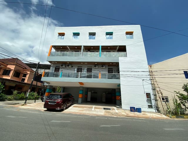 Homestay 81. near mall bcs, penuin,A2 foodcourt