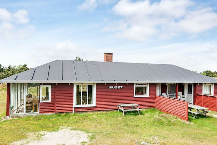 Pleasant Holiday Home in Fanø Jutland with Terrace