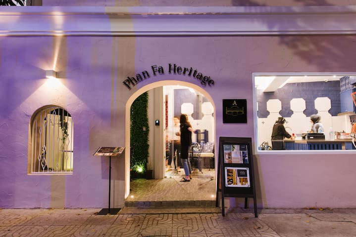 Phan Fa Heritage Boutique Hostel&Cafe (MixDorm B3)