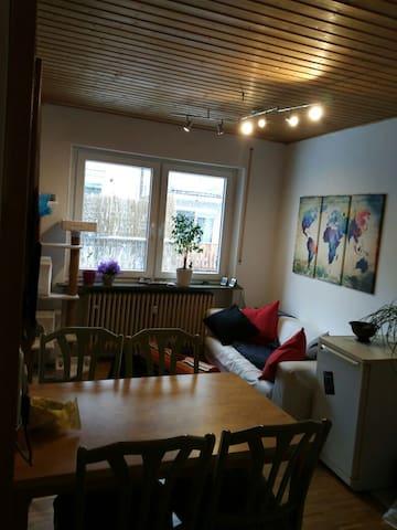 Gemütliches Zimmer in ruhiger innenstadtnaher Lage - Bamberg - Apartment
