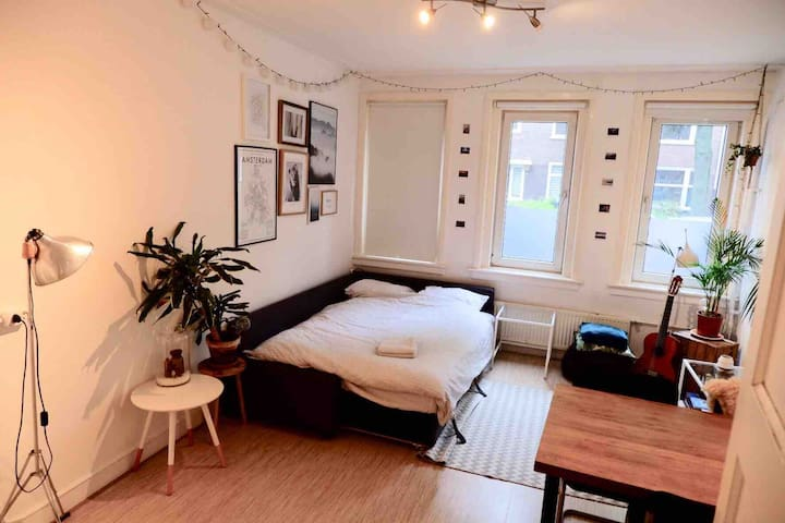 Lovely apartment 15 min from City Center