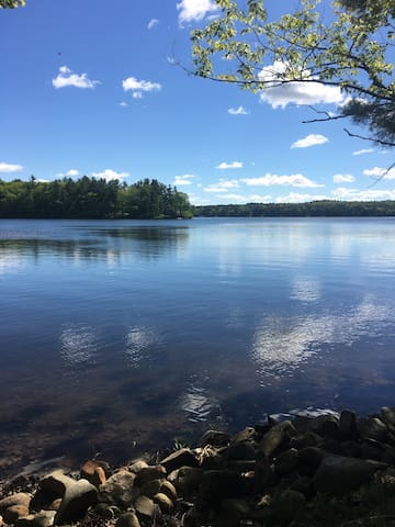 Three Mile Pond is perfect for your family vacation: