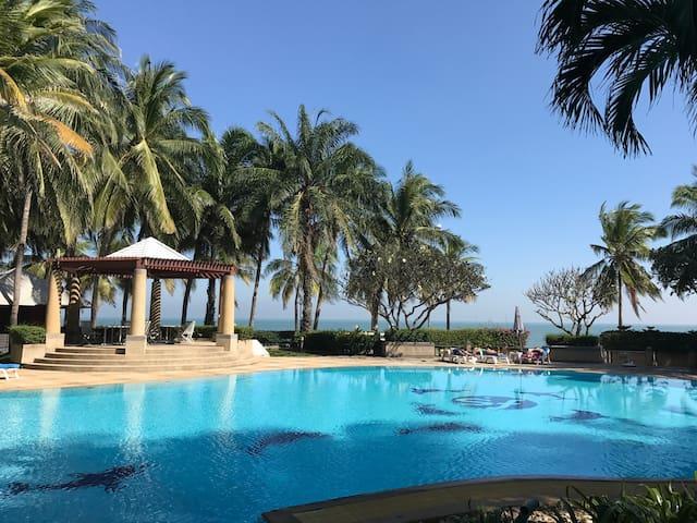Spring field beach cha-am - ตำบล ชะอำ - Apartment
