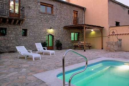 Modern Mansion in Guimerà with Private Pool