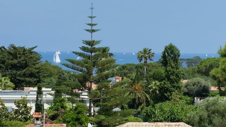 Green Cap d'Antibes
