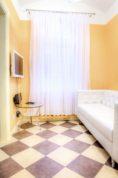 Sylish living room