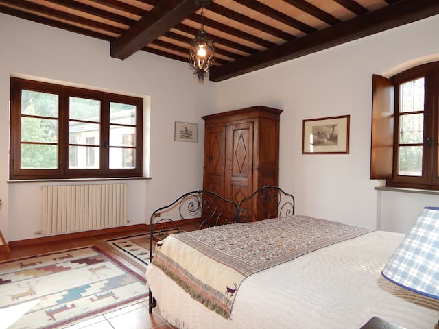 Villa in Monferrato with pool - Cremolino - Casa de campo
