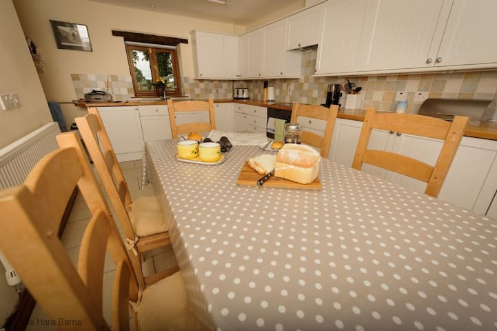Little Hare Barns - Crickhowell - Apartment