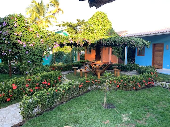 Chalés Villa Pier Cumuruxatiba (L)
