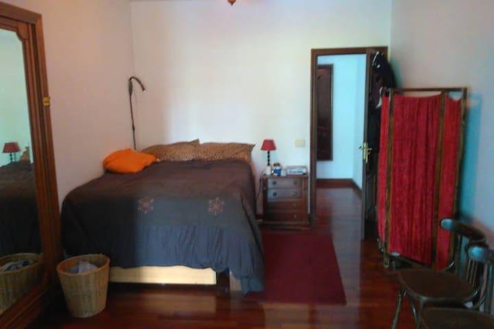Habitación doble en casa compartida - Santiago de Compostela - Hus