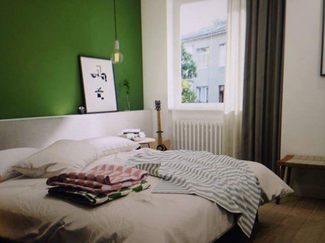 Cozy pastoral Suite - 邓弗姆林 - บ้าน