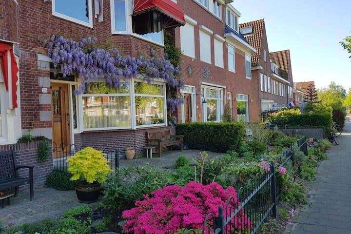 Endearing house near Amsterdam