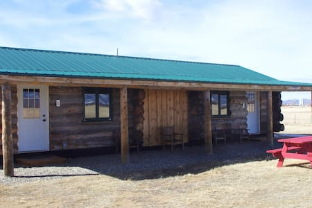 #2 Zirkle Cabin • Mansker Station