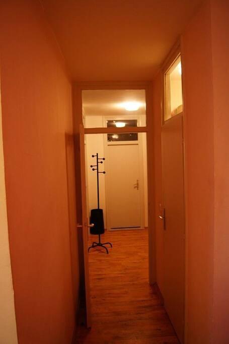 hodnik do kuhinje