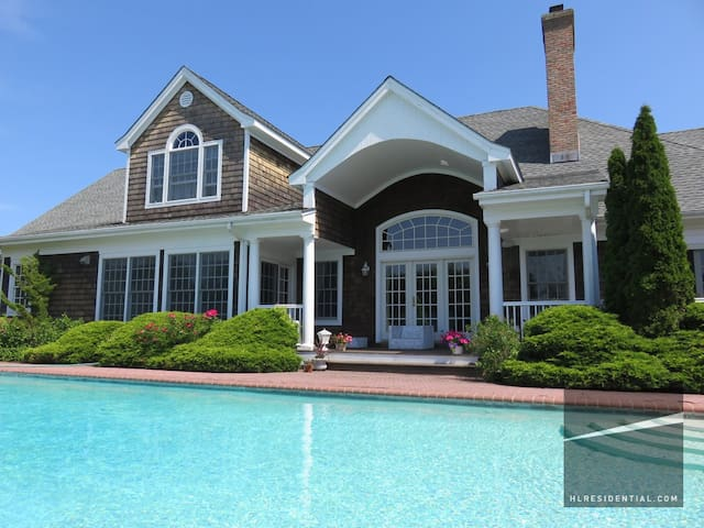 Beautiful Water Mill Home, The Hamptons