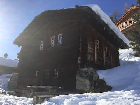 Beautiful ski chalet in 3918 Valais (Lötschental)