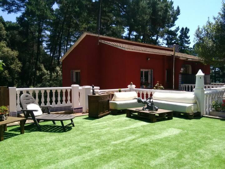 Superbe maison dans la campagne