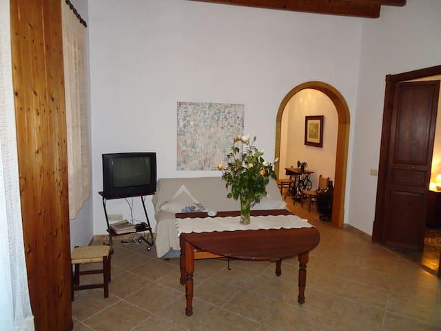 Casa mallorquina de ensueño - Campos - Huis