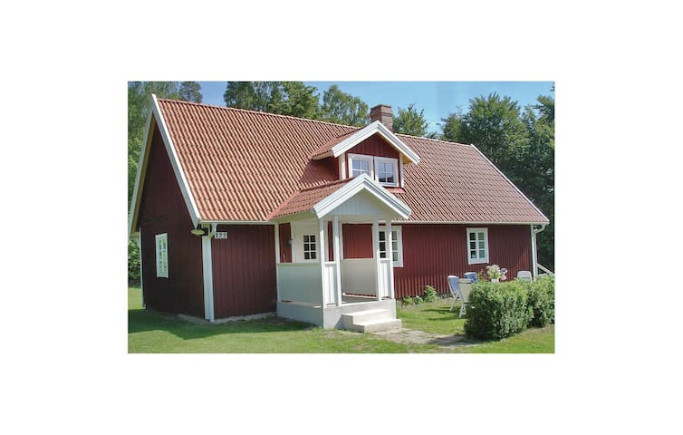 Former farm house with 2 bedrooms on 115m² in Arkelstorp