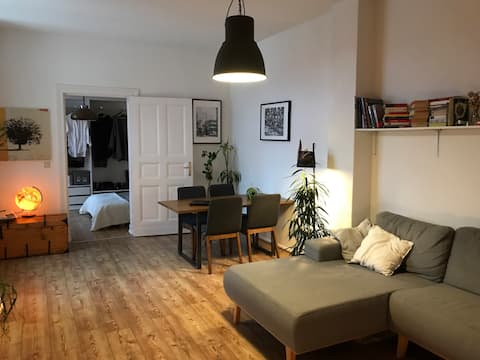 Room in big, cosy apartment