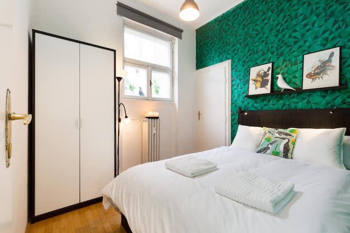 Váci Residence Double Private Bath by BUDAPESTING