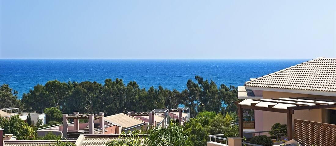 Amathusia Sea View apartment 24 - Agios Tychon - Leilighet