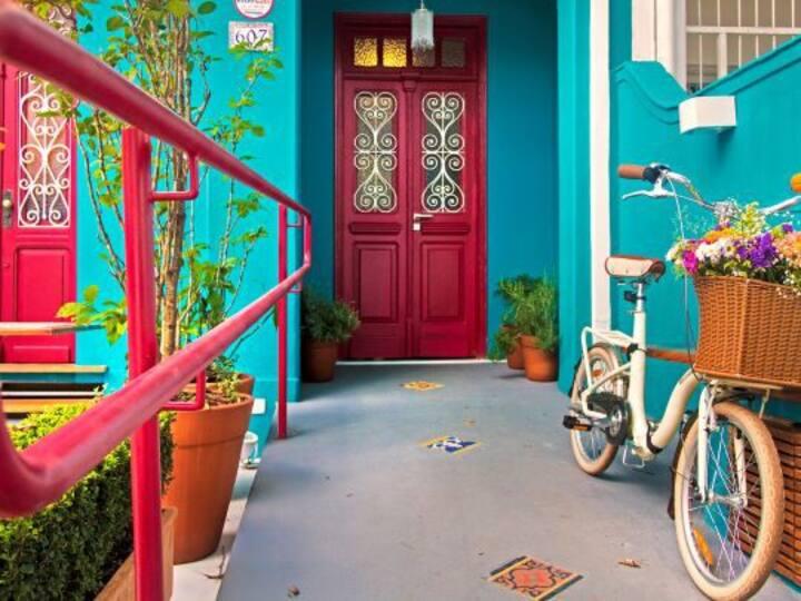 Casa charmosa e estilosa no melhor bairro de SP!!!
