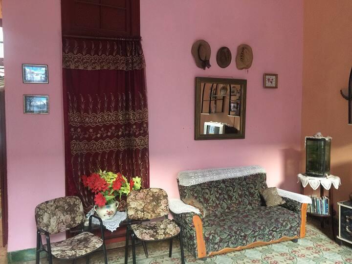 Casa colonial Alyvicente