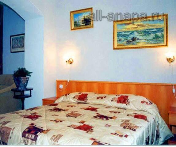 Отель Абсолют Люкс отдых  - Anapa - Appartement