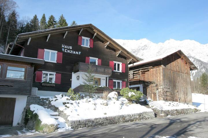 Welcoming Apartment near Ski Area in Vandans