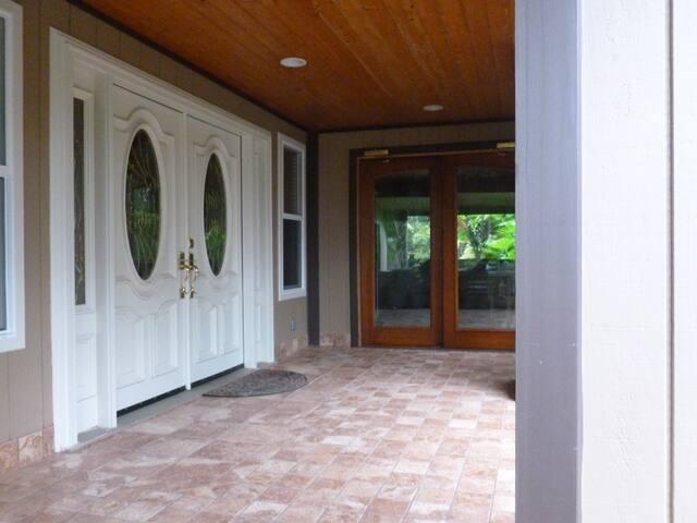 Hale Pono - Mountain View - House