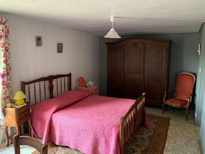 Chambre d'hôte 2 personnes