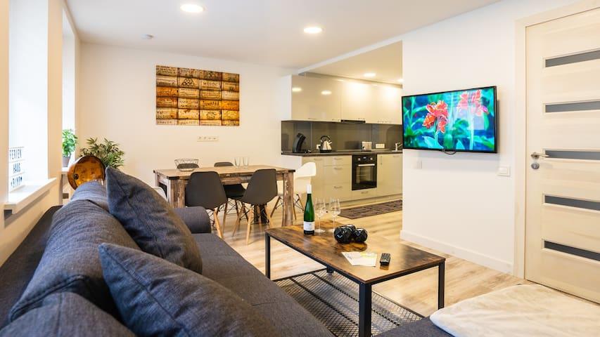 Maison Rino-110 m²-Mosellequartier-Netflix