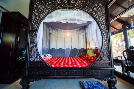 Cần giờ - Peaceful Paradise Resort - Room 1