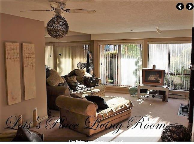 Lois's Place - Victoria - Appartamento