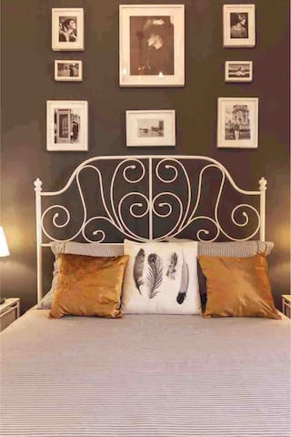 Charming and cosy bedroom