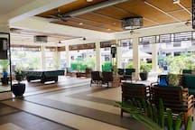 Lounge Game Area