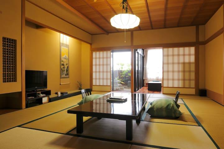 【Japanese-style room】Hatori - Kaga