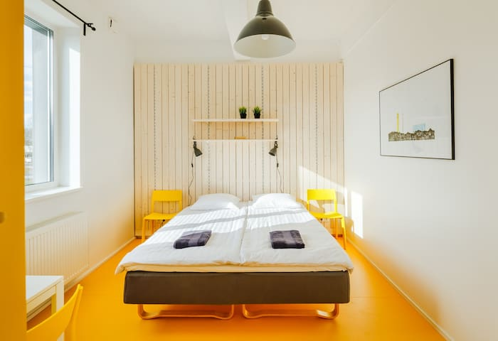 Hektor Apartments - a room in an apartment