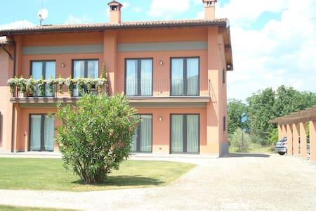 Appartamento Franciacorta - Cazzago San Martino - Daire