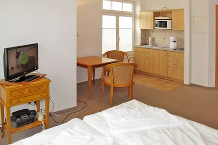 Apartment Haus Stolzenfels for 2 persons - Sellin - Byt