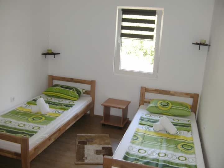 Rooms 8, A&A Hostel, Novi Sad
