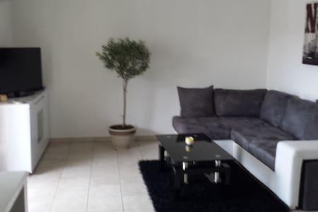 Loue T2 de 48 m2 avec terrasse - Bastia