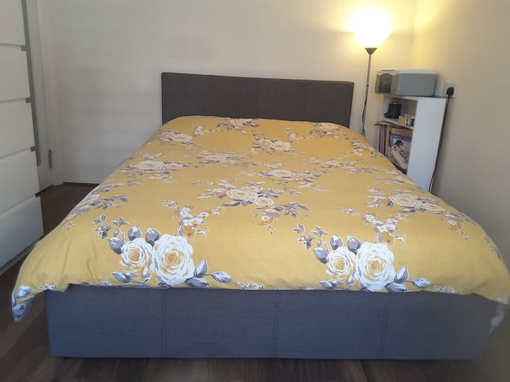 B. Comfy house ( Memory Foam Double Bed)